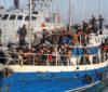 Quarantuno migranti sbarcano in Calabria