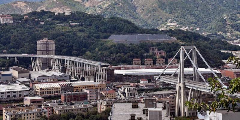 Genova, peggio della tragedia solo le sciocchezze