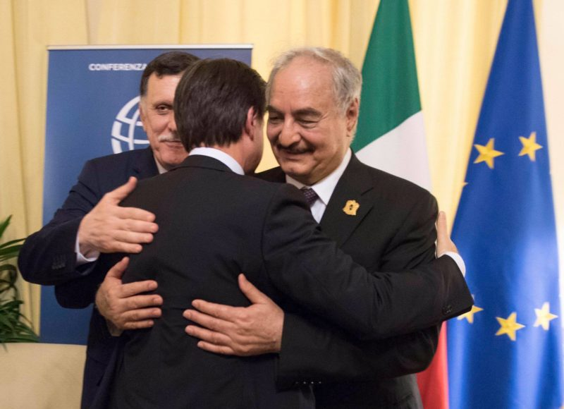 For Libya, i primi successi del Summit di Palermo