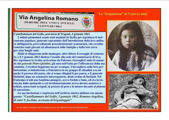 Le due vite di Angelina Romano