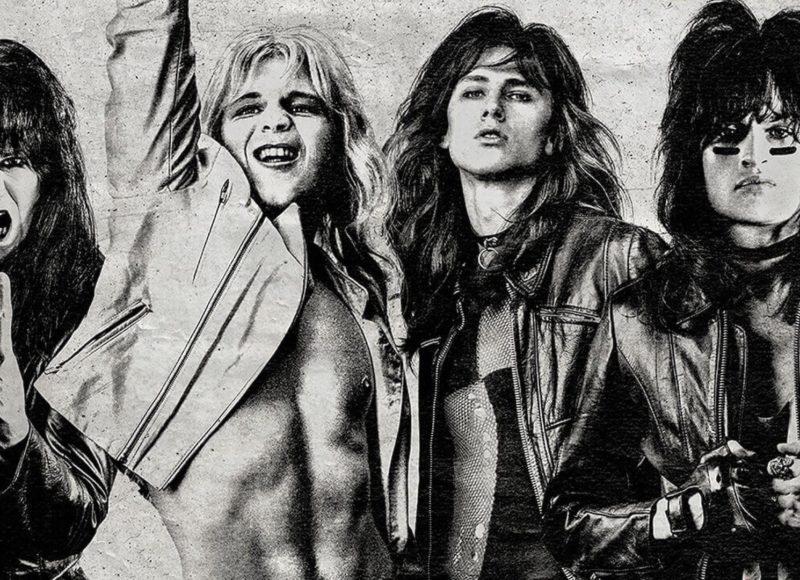 Sesso, droga e metal: l'autobiografia in video dei Motley Crue