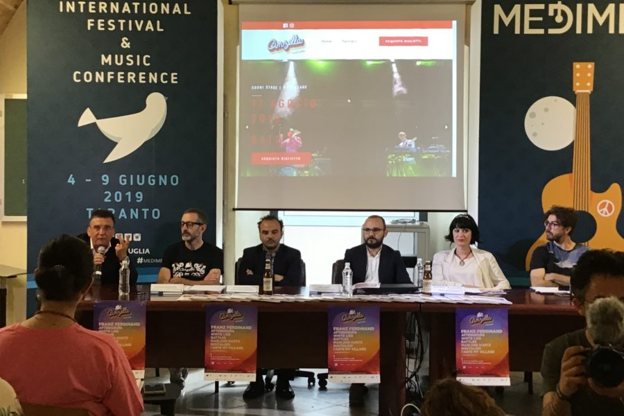 Musica e cinema tra Taranto e il Salento. Torna il Cinzella Festival