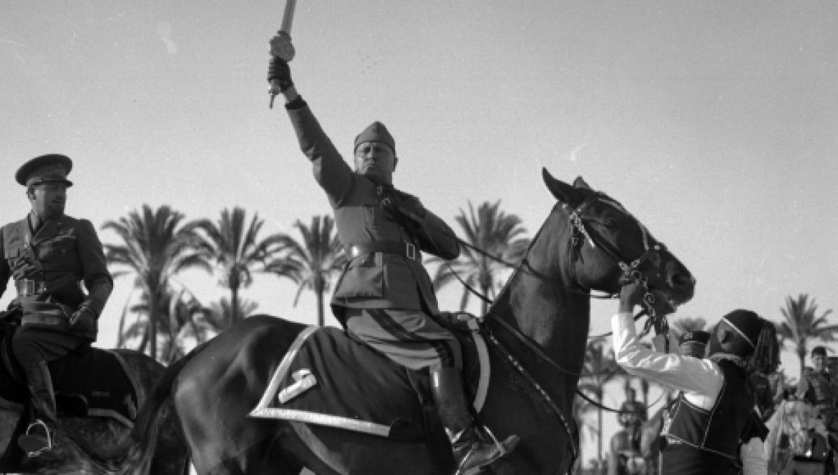 Fascismo e Islam, storia proibita di una trasgressione geopolitica