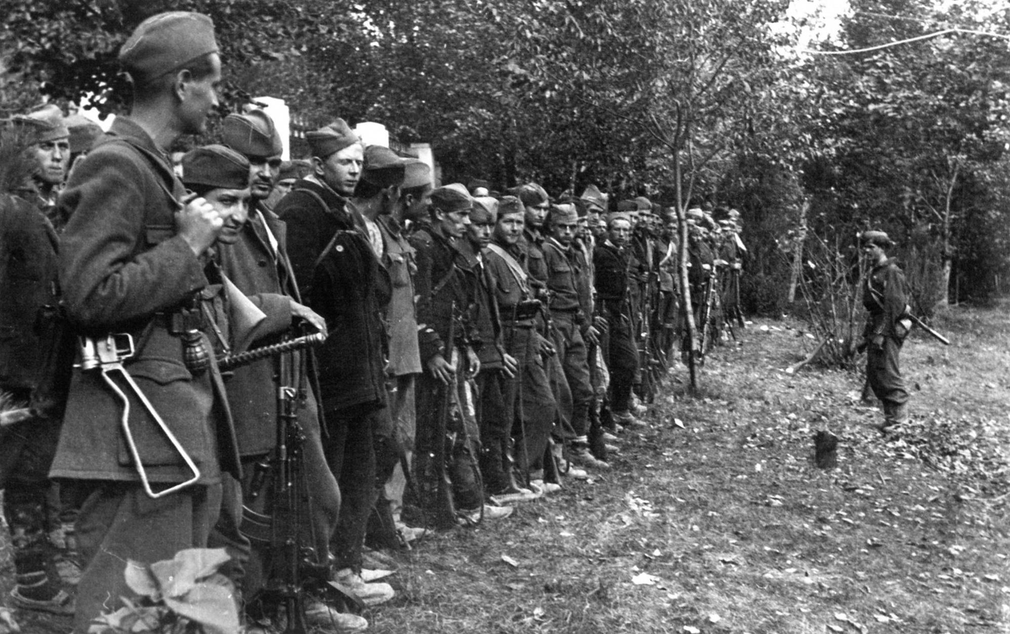 Partigiani titini