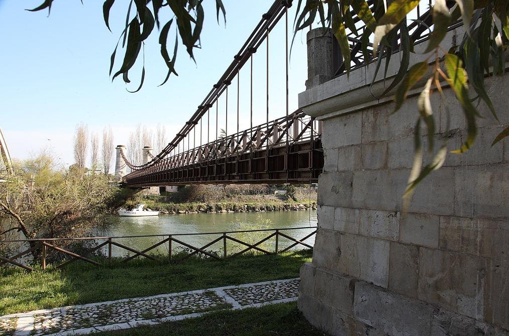 Il Real Ponte Ferdinando sul Garigliano