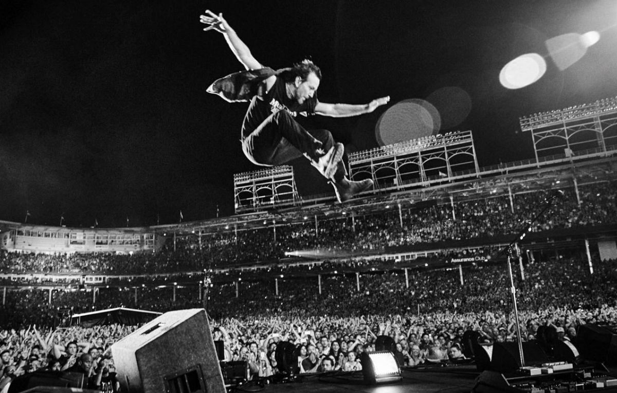 I Pearl Jam in concerto