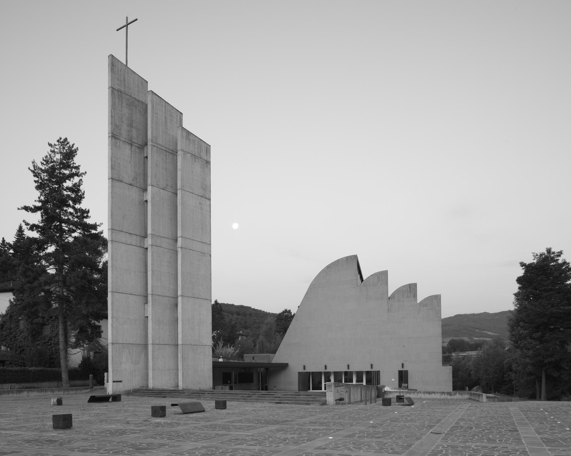 La chiesa Santa Maria Assunta di Alvar Aalto