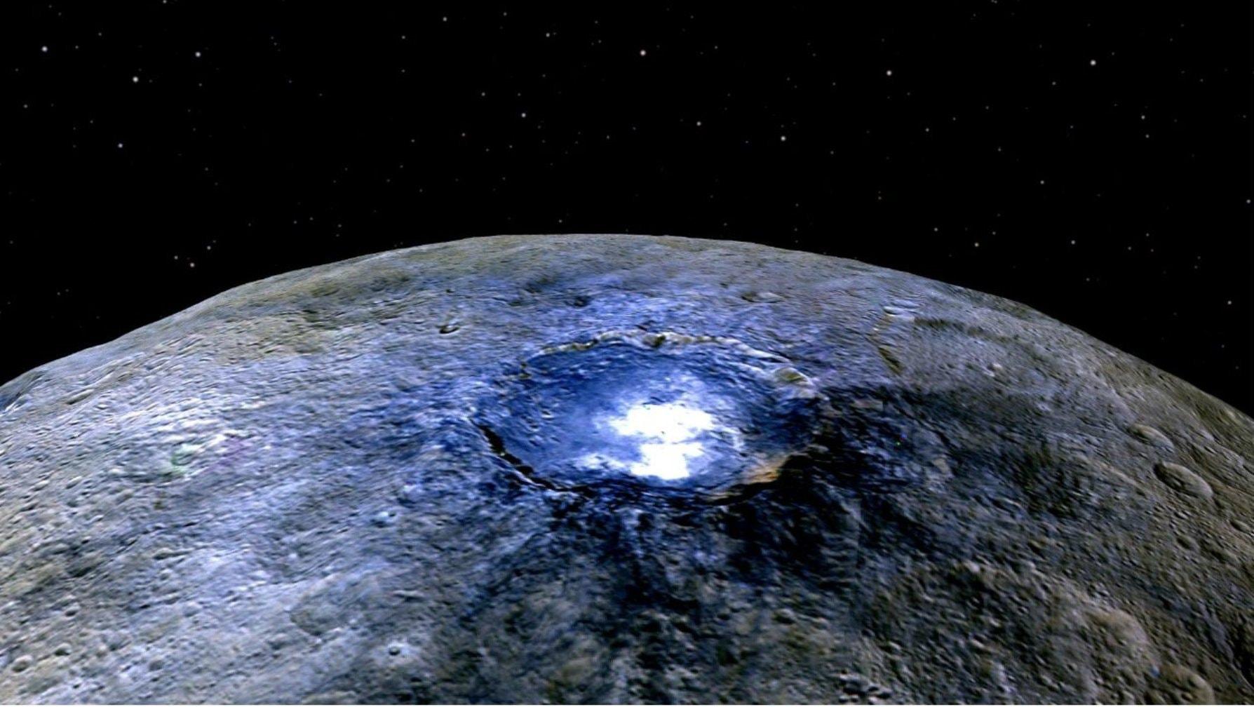 L'asteroide Cerere