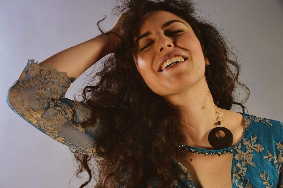 Gaia Costantini in arte Melga