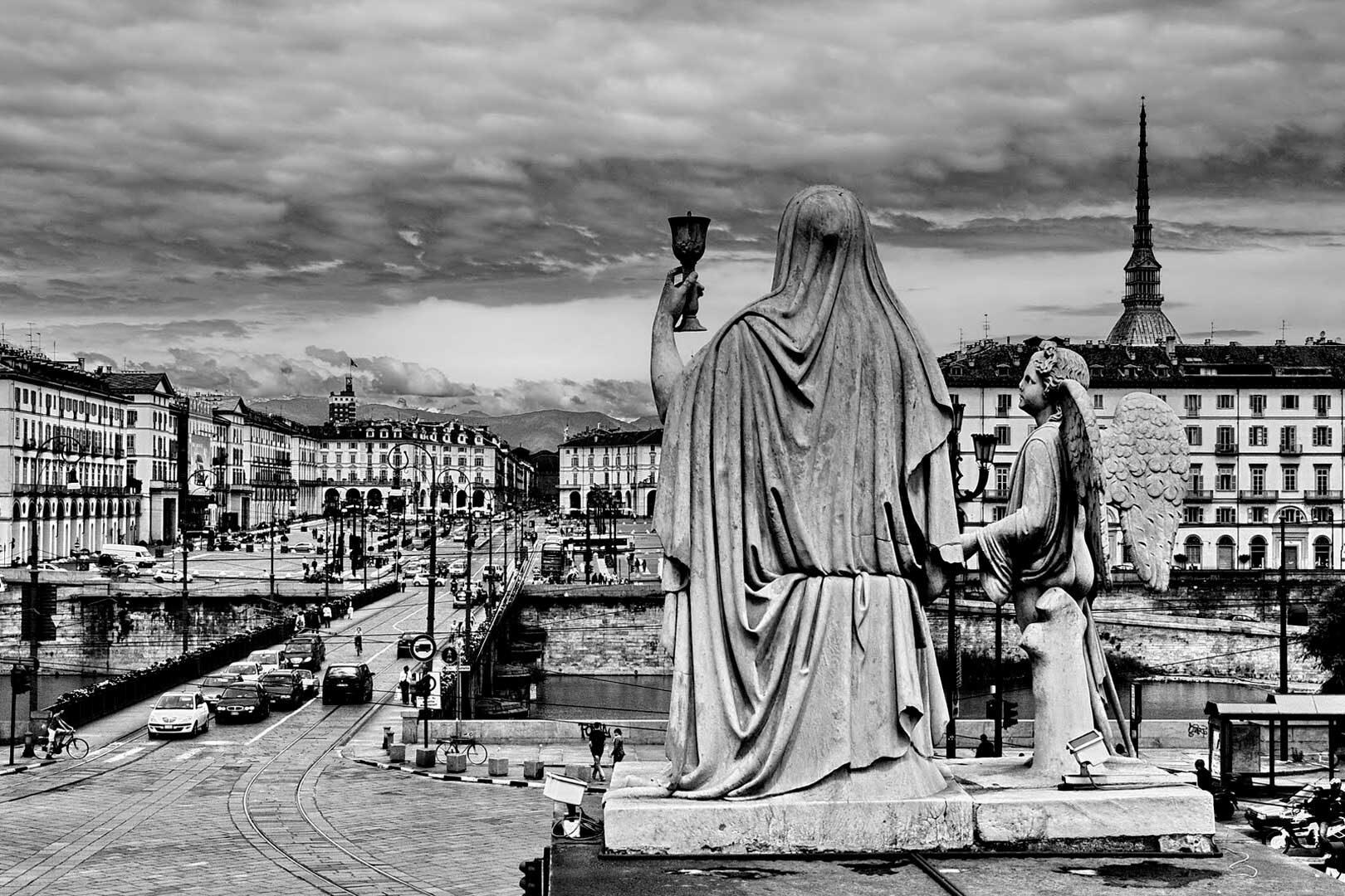 I misteri di Torino nel racconto di un napoletano