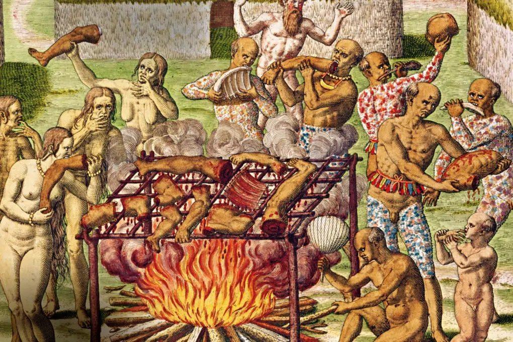 I cannibali dei Borbone: se il nemico diventa un pasto…